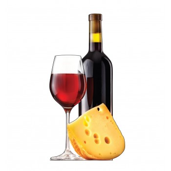 Cheese and Wine - $39.95