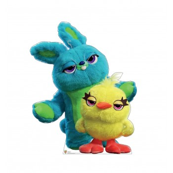 Ducky and Bunny (Disney/Pixar Toy Story 4)