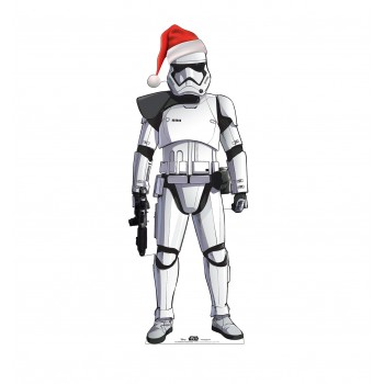 Stormtrooper Holiday Outdoor Standee - $59.95