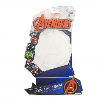Marvel Be the Hero Toy Box Backdrop Standin