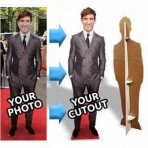 Custom Cardboard Cutouts