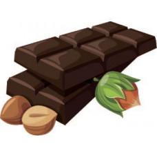 Chocolate With Nuts Cardboard Cutout