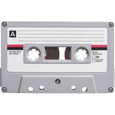 Audio Cassette Cardboard Cutout