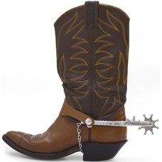 Cowboy Boot Cardboard Cutout