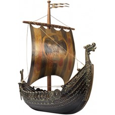 Viking Ship Cardboard Cutout