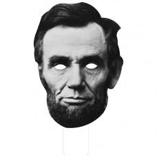 FKB25016V2 Abraham Lincoln Cardboard Mask