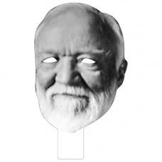 FKB52138 Andrew Carnegie Cardboard Mask