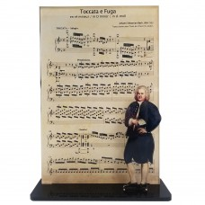 Johann Sebastian Bach -- Toccata e Fuga