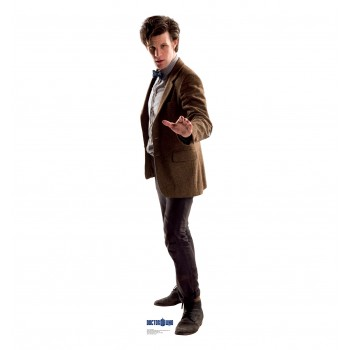 Doctor Who Bowtie 11th Doctor Cardboard Cutout - $39.95