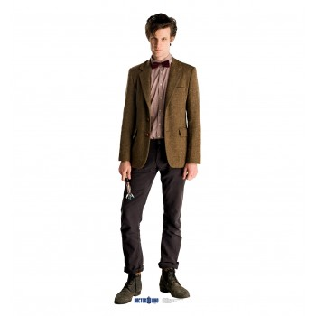 The Doctor 2 11th Doctor Cardboard Cutout - $39.95