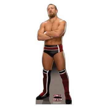 Daniel Bryan WWE Cardboard Cutout - $39.95