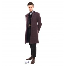 Doctor Who Purple Coat (11th Doctor)