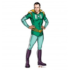 Sheldon Super Hero Big Bang Theory