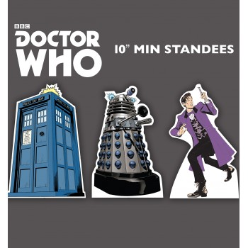 Doctor Who - Mini Comic s Package (Doctor Who) Cardboard Cutout - $9.95