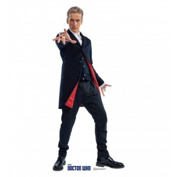 Doctor Who (Peter Capaldi 12th Doctor) Cardboard Cutout