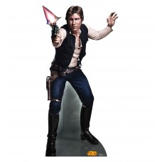 Han Solo Star Wars (Retouched)
