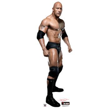 The Rock - WWE Cardboard Cutout - $39.95