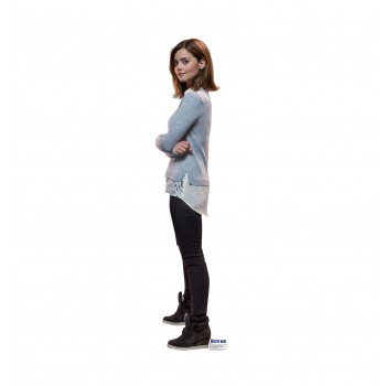 Clara (Doctor Who Series 9) Cardboard Cutout - $39.95