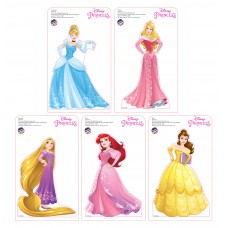 Mini Disney Princesses Standees 2016 (5 pack)