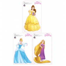 Mini Disney Princesses Standees 2016 (3 pack)