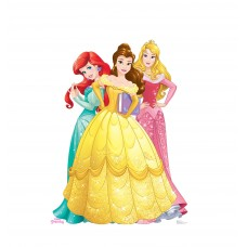 Princesses Group - Ariel, Belle and Aurora (Disney Princess Friendship Adventures)