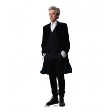 Doctor Who Hands in Pockets (Doctor Who 10)