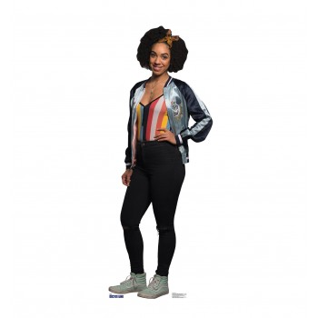 Bill Potts (Doctor Who 10) Cardboard Cutout - $39.95