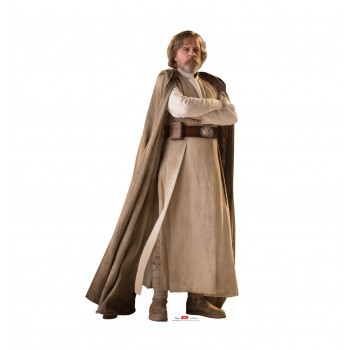 Luke Skywalker (Star Wars VIII The Last Jedi) Cardboard Cutout - $39.95