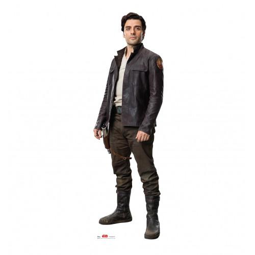 Poe (Star Wars VIII The Last Jedi) Cardboard Cutout