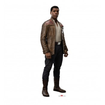 Finn (Star Wars VIII The Last Jedi) Cardboard Cutout - $39.95