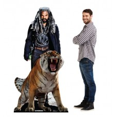 Ezekiel and Shiva (The Walking Dead)