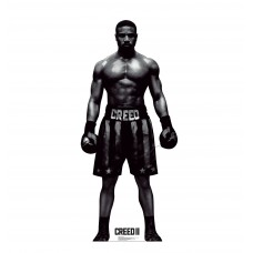 Adonis Creed Black and White Creed 2
