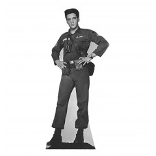 Elvis Presley - Army Fatigues - TALKING