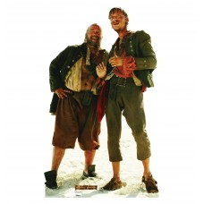 Pirate Duo Pirates of the Caribbean
