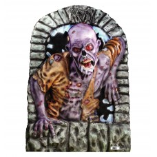 Back from the Dead Zombie in Crypt