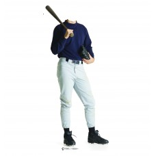 Baseball Player Stand In