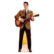 Elvis Guitar - TALKING