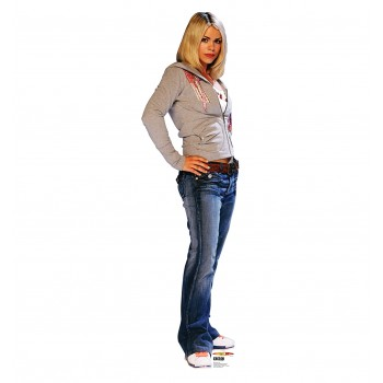 Rose Tyler Doctor Who Cardboard Cutout - $39.95