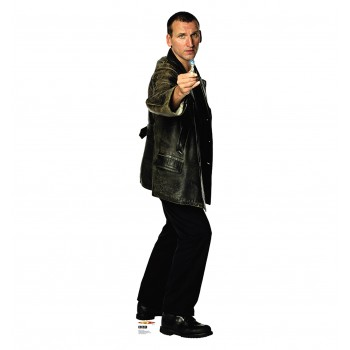 Doctor Who Chris Eccleston (9th Doctor) Cardboard Cutout - $39.95
