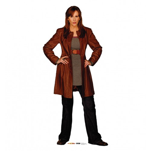 Donna Noble Doctor Who Cardboard Cutout