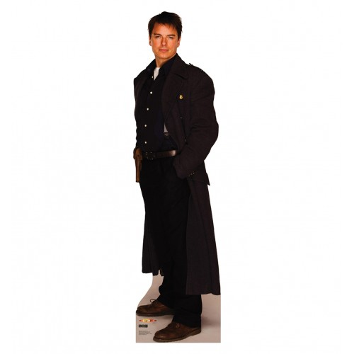 Captain Jack (Doctor Who) Cardboard Cutout