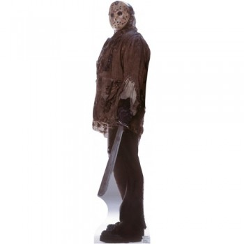Jason Freddy vs Jason Cardboard Cutout - $39.95