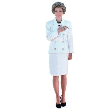 Nancy Reagan Cardboard Cutout - $0.00