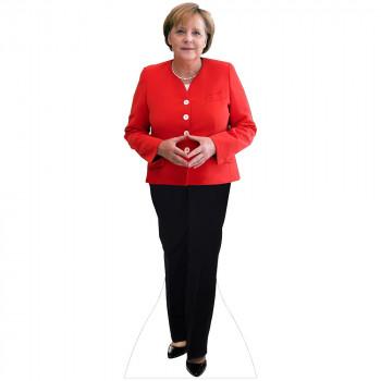 Angela Merkel Cardboard Cutout - $0.00