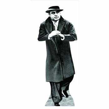 Al Capone Cardboard Cutout - $0.00