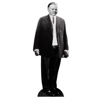Herbert Hoover Cardboard Cutout - $0.00