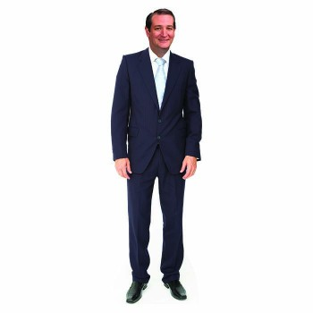 Ted Cruz Cardboard Cutout - $0.00