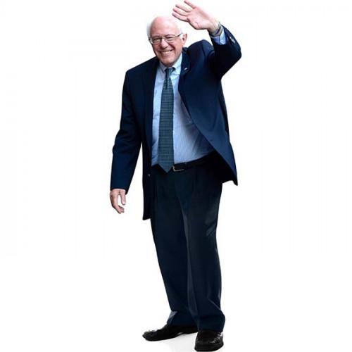 Bernie Sanders2 Cardboard Cutout