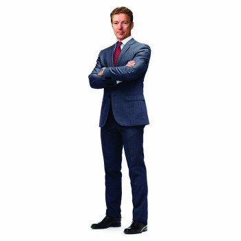Rand Paul Cardboard Cutout - $0.00