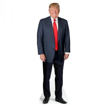 Donald Trump Cardboard Cutout - $0.00